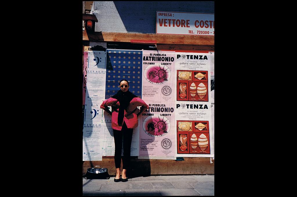 — Núria Garcés, Biennal de Venecia