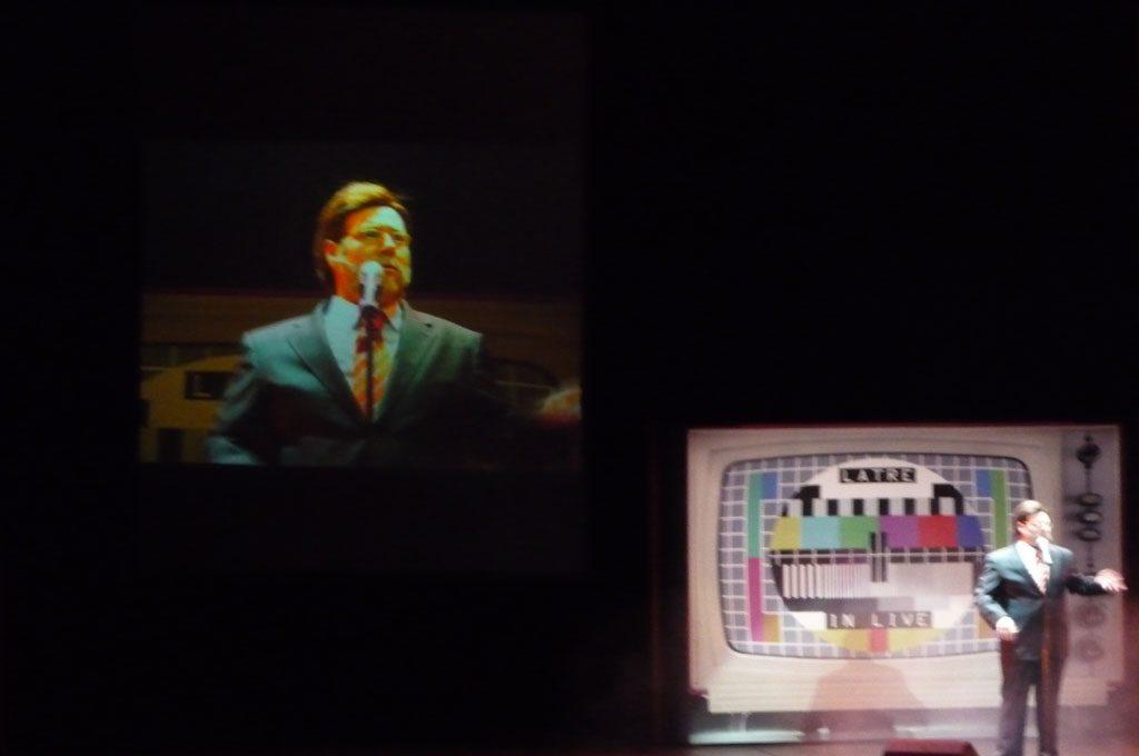 — Teatro: Carlos Latre In Live, 2008