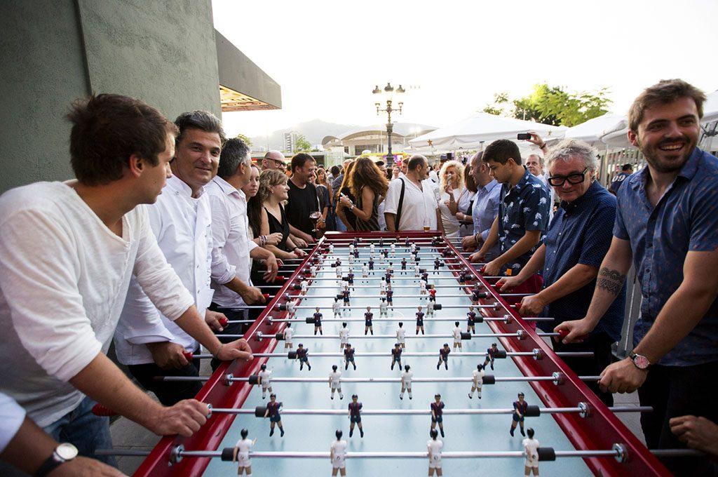— Fiesta Inauguración, Tapas 24 Camp Nou