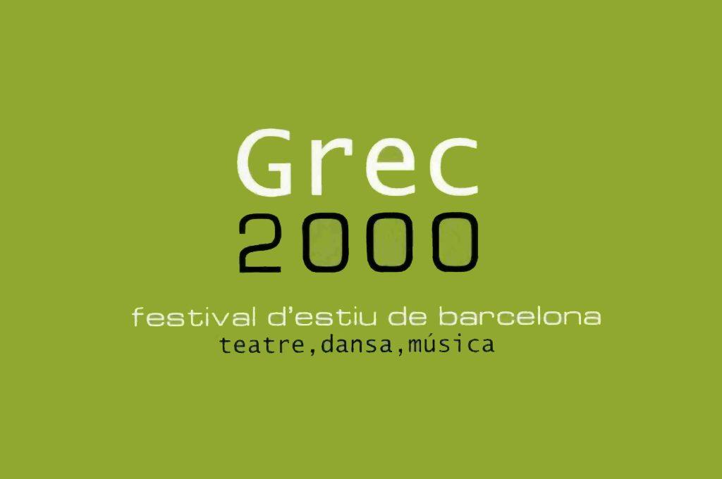 — Grec Summer Festival, Barcelona, 2000