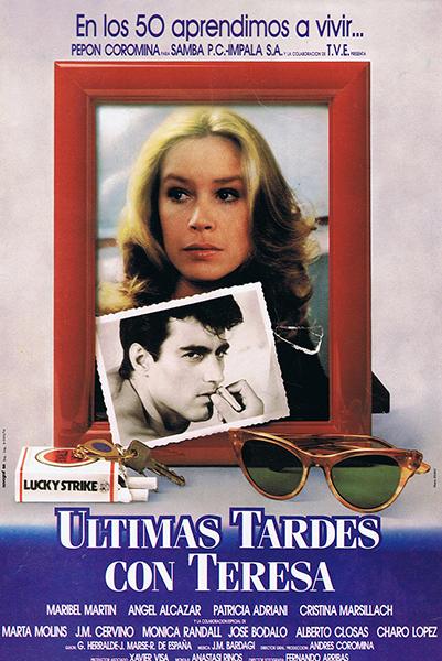 — Ultimas Tardes con Teresa